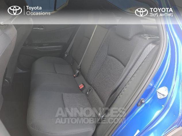 Toyota C-HR 122h Edition 2WD E-CVT Bleu F Occasion - 11