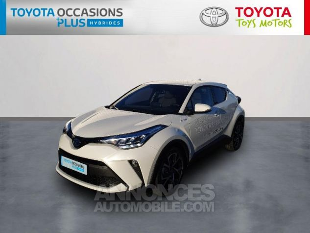 Toyota C-HR 122h Edition 2WD E-CVT MC19 Blanc Nacre Occasion - 0