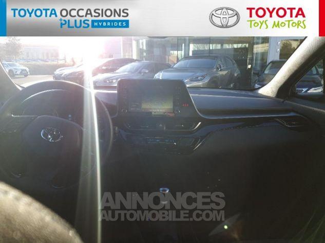 Toyota C-HR 122h Edition 2WD E-CVT MC19 Blanc Nacre Occasion - 4