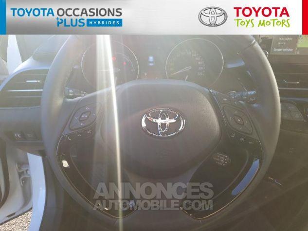 Toyota C-HR 122h Edition 2WD E-CVT MC19 Blanc Nacre Occasion - 5