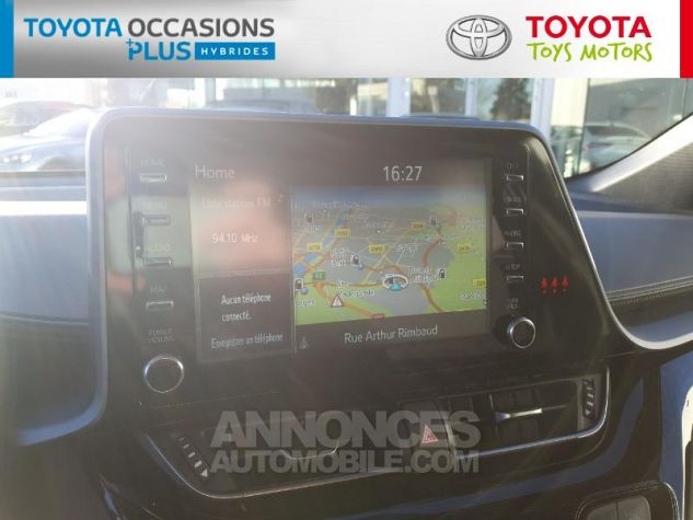 Toyota C-HR 122h Edition 2WD E-CVT MC19 Blanc Nacre Occasion - 6
