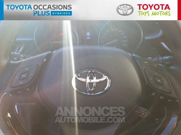 Toyota C-HR 122h Edition 2WD E-CVT MC19 Blanc Nacre Occasion - 7