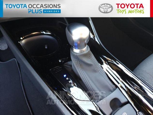 Toyota C-HR 122h Edition 2WD E-CVT MC19 Blanc Nacre Occasion - 8