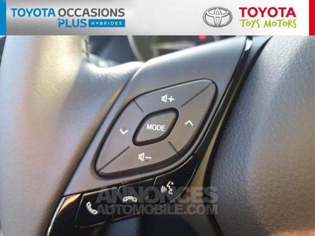 Toyota C-HR 122h Edition 2WD E-CVT MC19 Blanc Nacre Occasion - 9