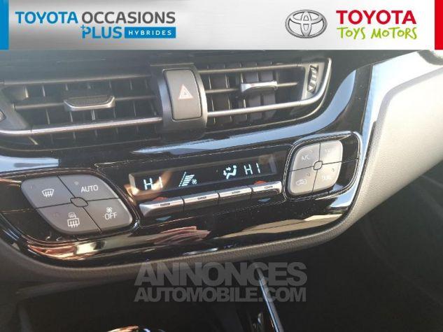 Toyota C-HR 122h Edition 2WD E-CVT MC19 Blanc Nacre Occasion - 10