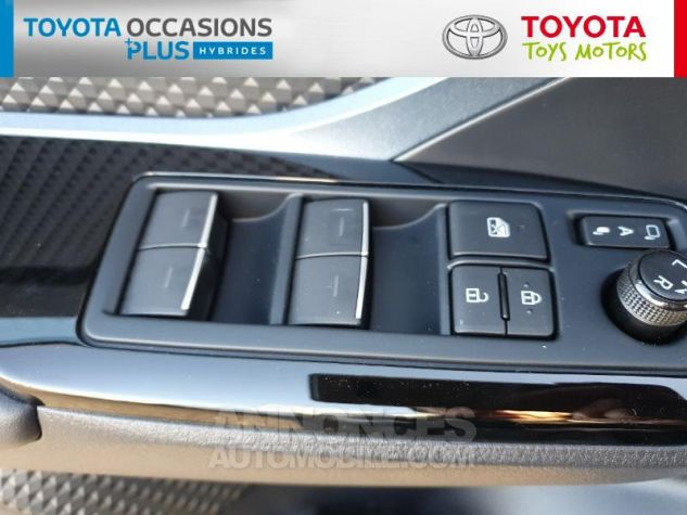 Toyota C-HR 122h Edition 2WD E-CVT MC19 Blanc Nacre Occasion - 11