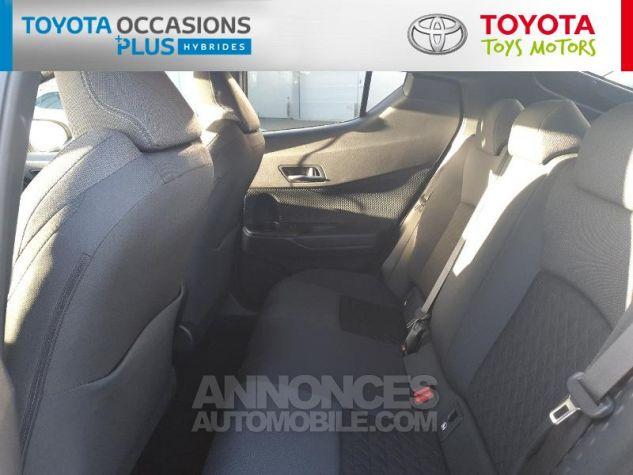 Toyota C-HR 122h Edition 2WD E-CVT MC19 Blanc Nacre Occasion - 13
