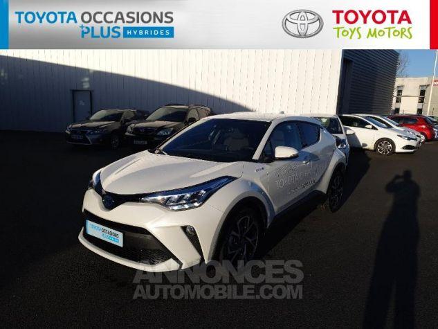 Toyota C-HR 122h Edition 2WD E-CVT MC19 Blanc Nacre Occasion - 15