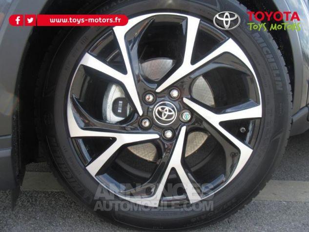 Toyota C-HR 122h Edition 2WD E-CVT MC19 Gris Atlas Occasion - 2