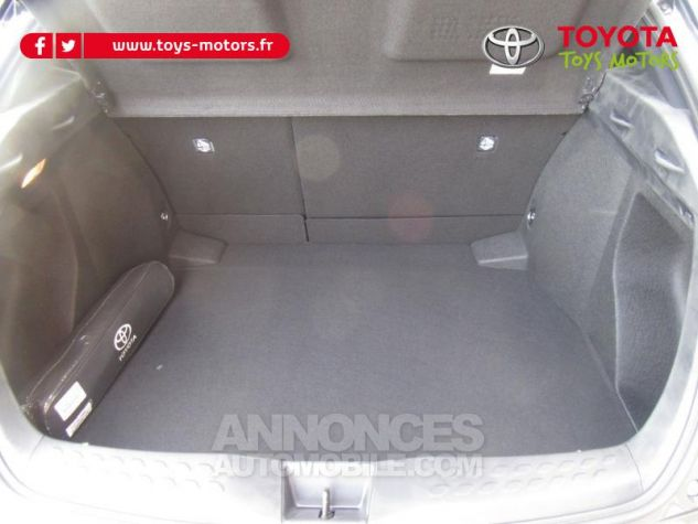Toyota C-HR 122h Edition 2WD E-CVT MC19 Gris Atlas Occasion - 3