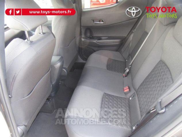 Toyota C-HR 122h Edition 2WD E-CVT MC19 Gris Atlas Occasion - 4