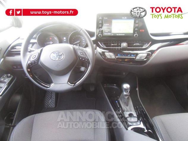 Toyota C-HR 122h Edition 2WD E-CVT MC19 Gris Atlas Occasion - 5