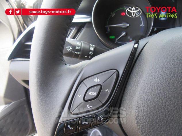 Toyota C-HR 122h Edition 2WD E-CVT MC19 Gris Atlas Occasion - 8