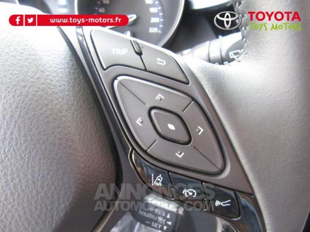 Toyota C-HR 122h Edition 2WD E-CVT MC19 Gris Atlas Occasion - 9