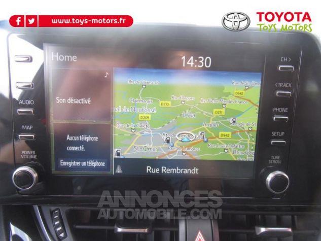 Toyota C-HR 122h Edition 2WD E-CVT MC19 Gris Atlas Occasion - 11