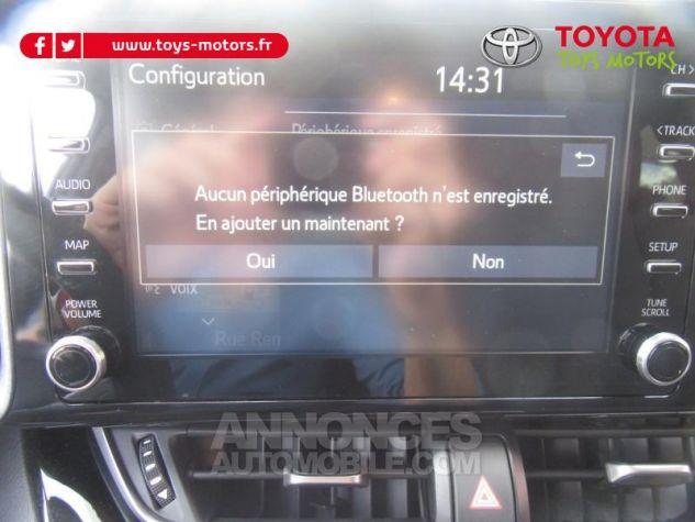 Toyota C-HR 122h Edition 2WD E-CVT MC19 Gris Atlas Occasion - 14