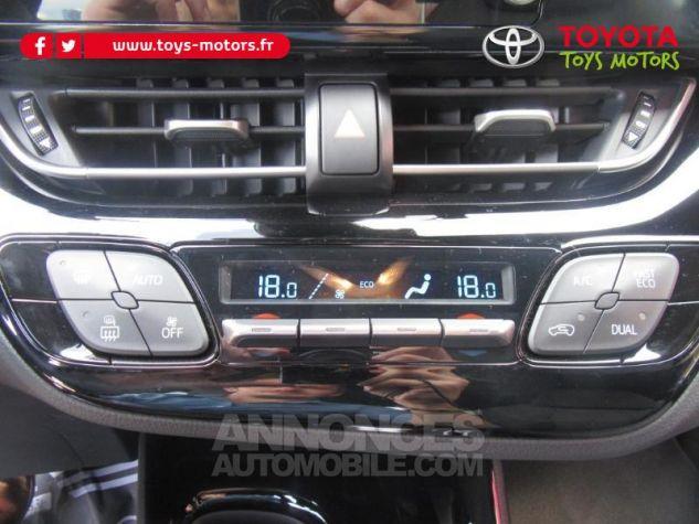 Toyota C-HR 122h Edition 2WD E-CVT MC19 Gris Atlas Occasion - 17