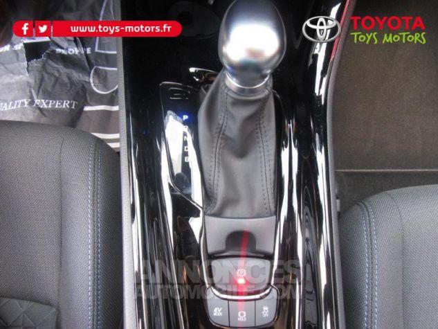 Toyota C-HR 122h Edition 2WD E-CVT MC19 Gris Atlas Occasion - 18