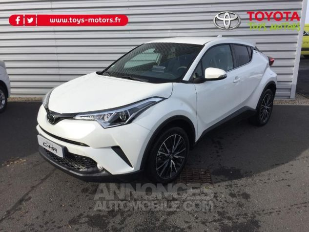 Toyota C-HR 122h Edition 2WD E-CVT RC18 BLANC PUR Occasion - 0