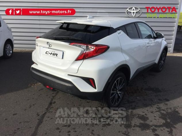 Toyota C-HR 122h Edition 2WD E-CVT RC18 BLANC PUR Occasion - 2