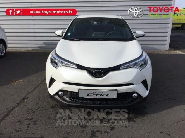 Toyota C-HR 122h Edition 2WD E-CVT RC18 BLANC PUR Occasion - 8