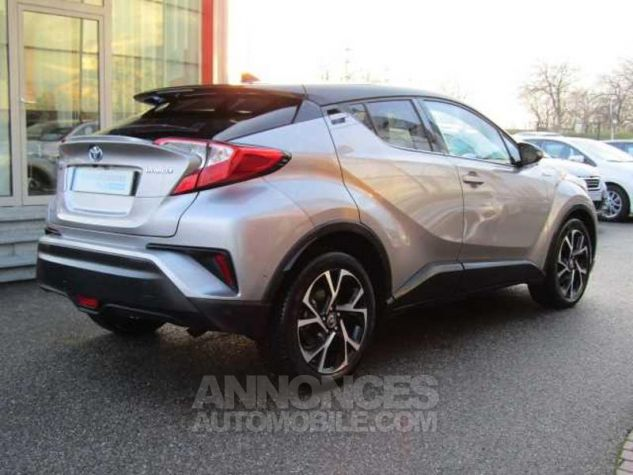 Toyota C-HR 122h Graphic 2WD E-CVT Gris Occasion - 2