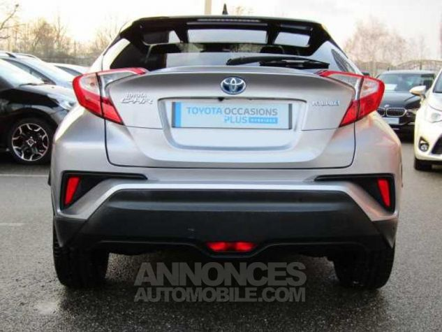 Toyota C-HR 122h Graphic 2WD E-CVT Gris Occasion - 3