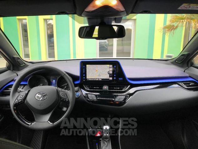 Toyota C-HR 122h Graphic 2WD E-CVT BI TON BLANC NACRE Occasion - 5