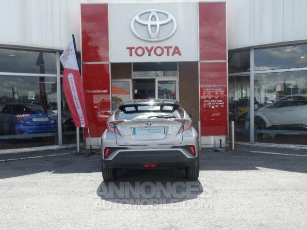 Toyota C-HR 122h Graphic 2WD E-CVT BI TON GRIS PLATINIUM Occasion - 4
