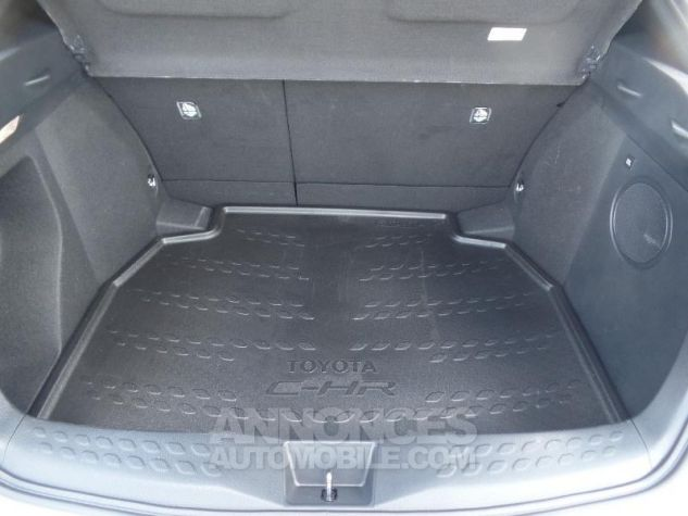 Toyota C-HR 122h Graphic 2WD E-CVT BI TON GRIS PLATINIUM Occasion - 5