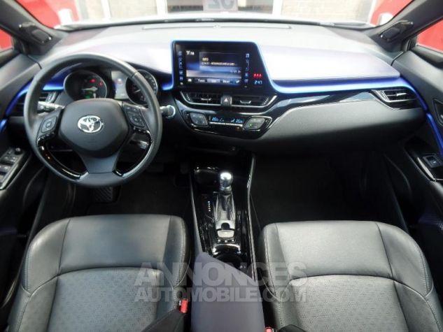 Toyota C-HR 122h Graphic 2WD E-CVT BI TON GRIS PLATINIUM Occasion - 6