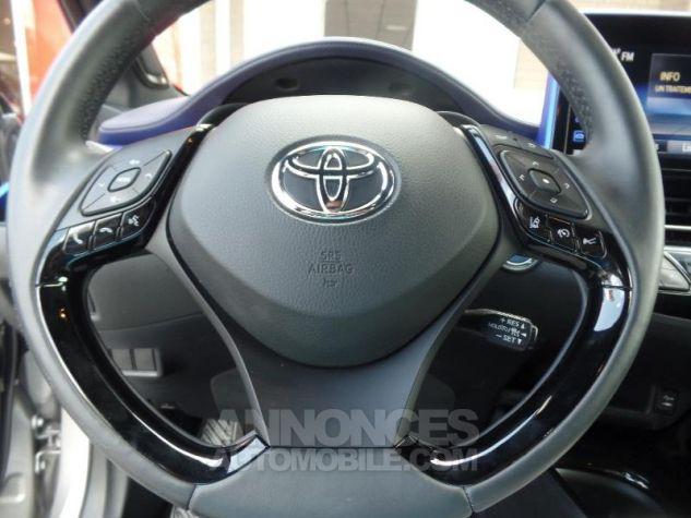 Toyota C-HR 122h Graphic 2WD E-CVT BI TON GRIS PLATINIUM Occasion - 16