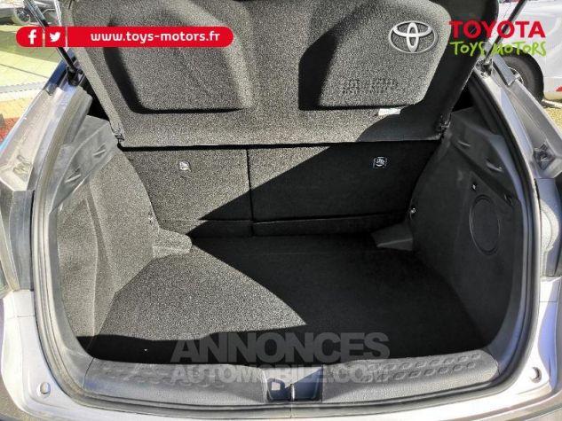 Toyota C-HR 122h Graphic 2WD E-CVT Gris Occasion - 4