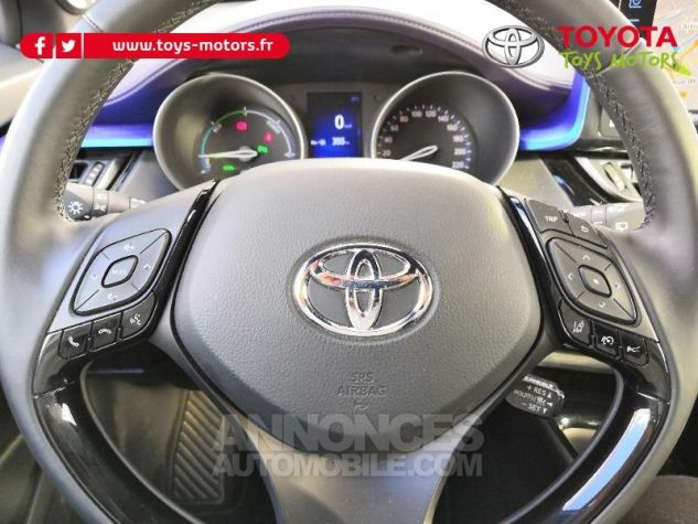 Toyota C-HR 122h Graphic 2WD E-CVT Gris Occasion - 6