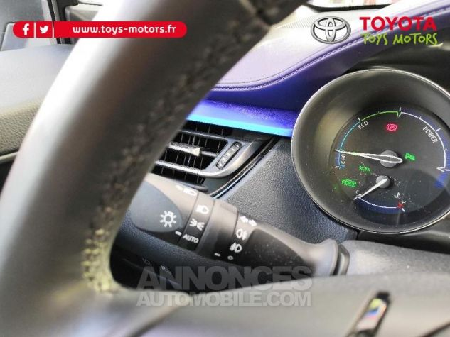 Toyota C-HR 122h Graphic 2WD E-CVT Gris Occasion - 7