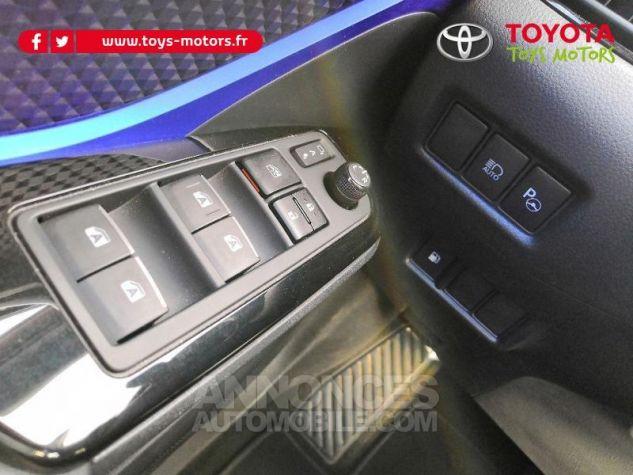 Toyota C-HR 122h Graphic 2WD E-CVT Gris Occasion - 9