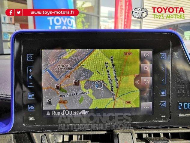 Toyota C-HR 122h Graphic 2WD E-CVT Gris Occasion - 10