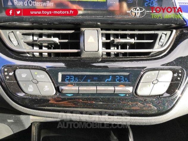 Toyota C-HR 122h Graphic 2WD E-CVT Gris Occasion - 11