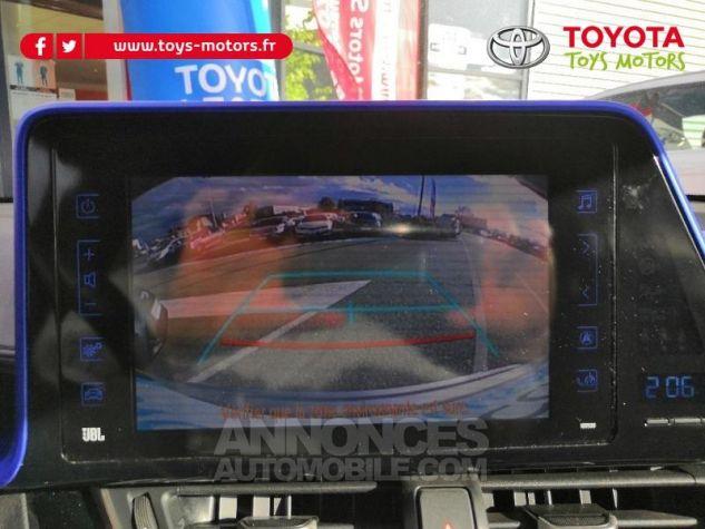 Toyota C-HR 122h Graphic 2WD E-CVT Gris Occasion - 12