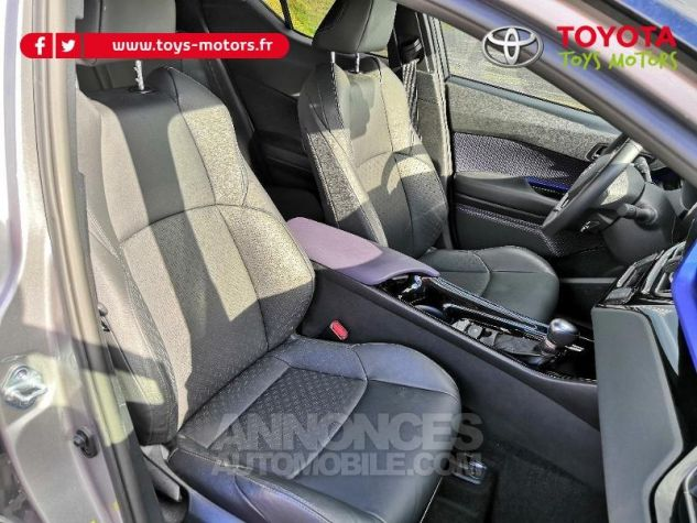 Toyota C-HR 122h Graphic 2WD E-CVT Gris Occasion - 15