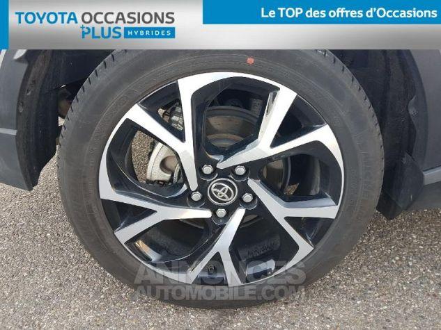 Toyota C-HR 122h Graphic 2WD E-CVT Bleu Clair Occasion - 3