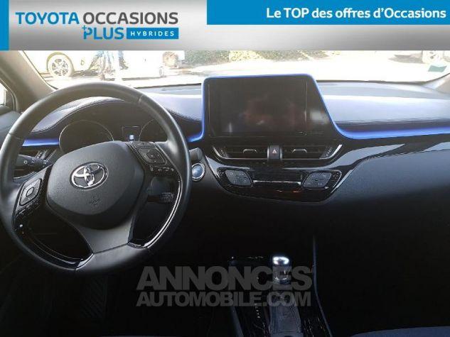 Toyota C-HR 122h Graphic 2WD E-CVT Bleu Clair Occasion - 4