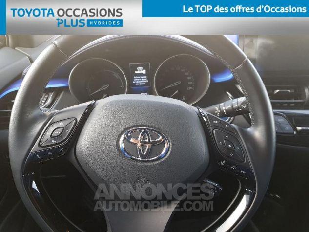 Toyota C-HR 122h Graphic 2WD E-CVT Bleu Clair Occasion - 5