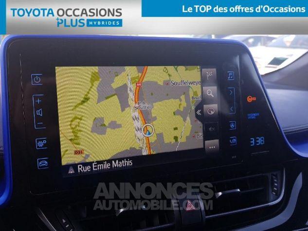 Toyota C-HR 122h Graphic 2WD E-CVT Bleu Clair Occasion - 6
