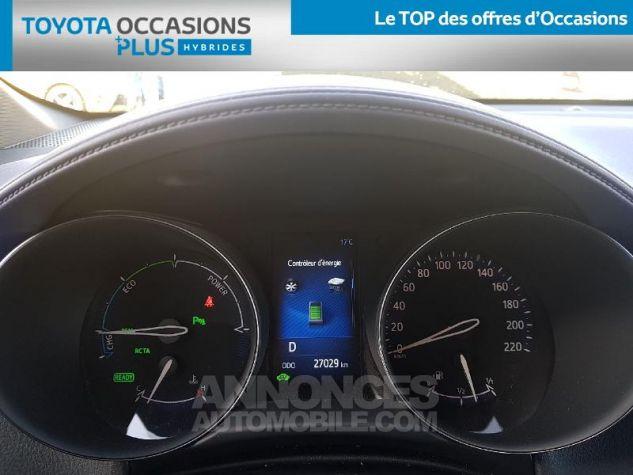Toyota C-HR 122h Graphic 2WD E-CVT Bleu Clair Occasion - 7