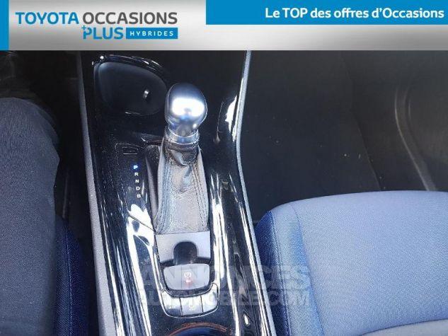 Toyota C-HR 122h Graphic 2WD E-CVT Bleu Clair Occasion - 8
