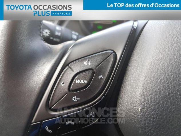Toyota C-HR 122h Graphic 2WD E-CVT Bleu Clair Occasion - 9