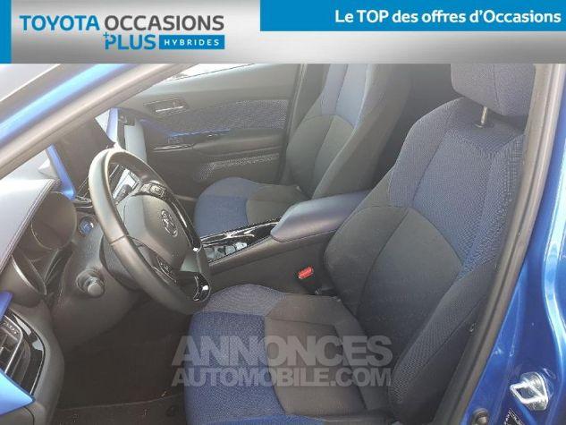 Toyota C-HR 122h Graphic 2WD E-CVT Bleu Clair Occasion - 12