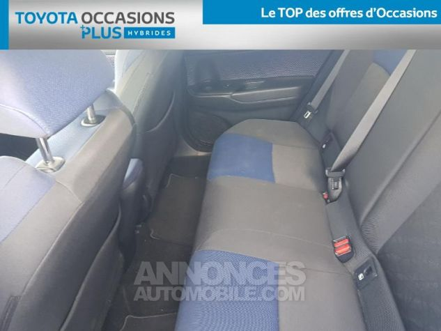 Toyota C-HR 122h Graphic 2WD E-CVT Bleu Clair Occasion - 13