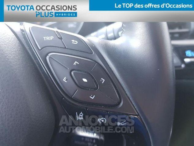Toyota C-HR 122h Graphic 2WD E-CVT Bleu Clair Occasion - 16